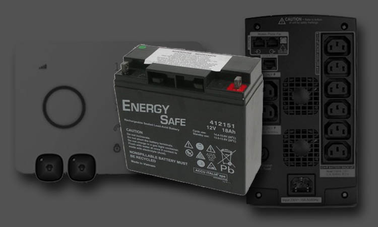 Batterie Energy Safe Accuitalia