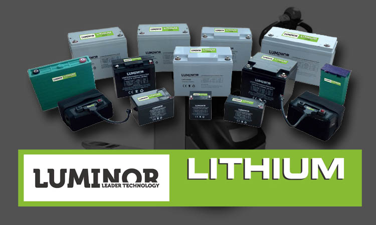 Batterie Luminor Lithium